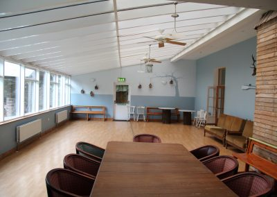 Conservatory common room